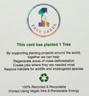 1 Tree Card - Happy Annifurrsary